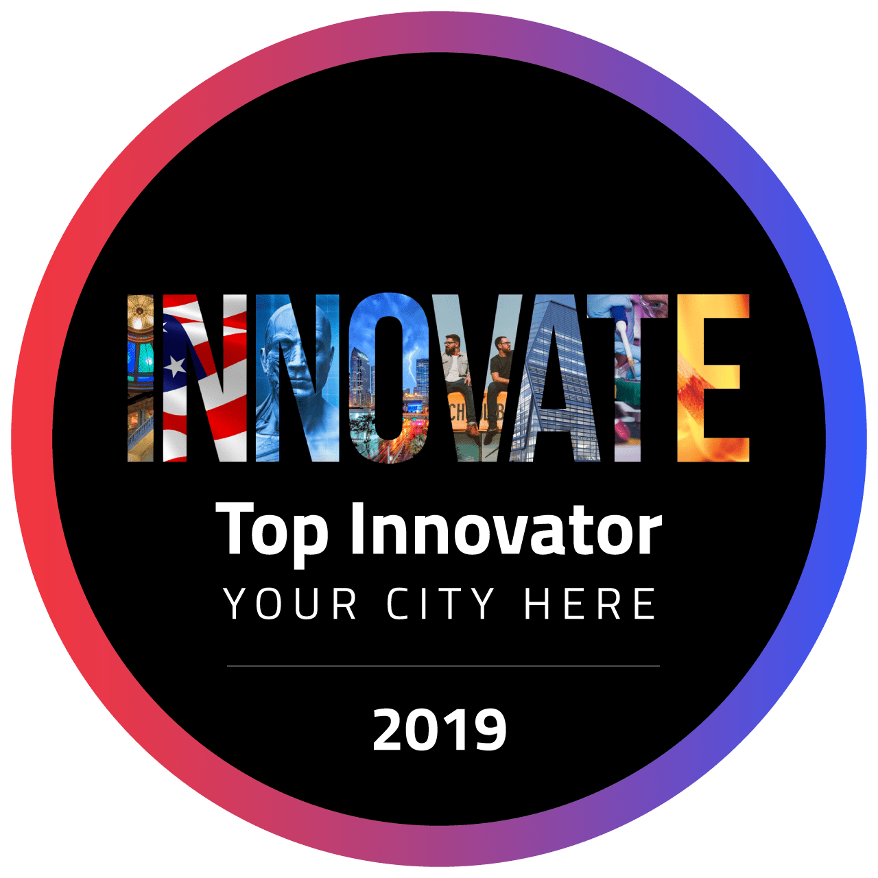 Top Innovator Badge