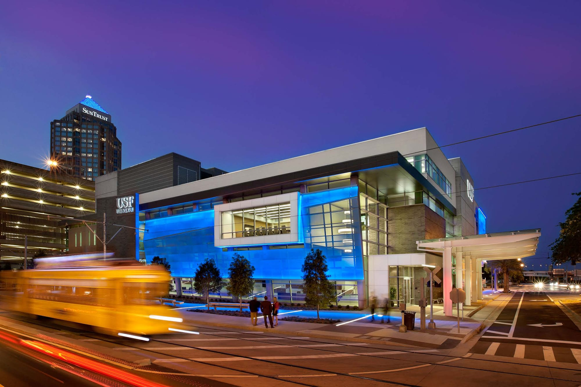 OCCAM - Location-USF-CAMLS-Downtown-Tampa