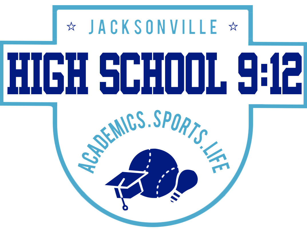 Jacksonville High School 9:12 logo