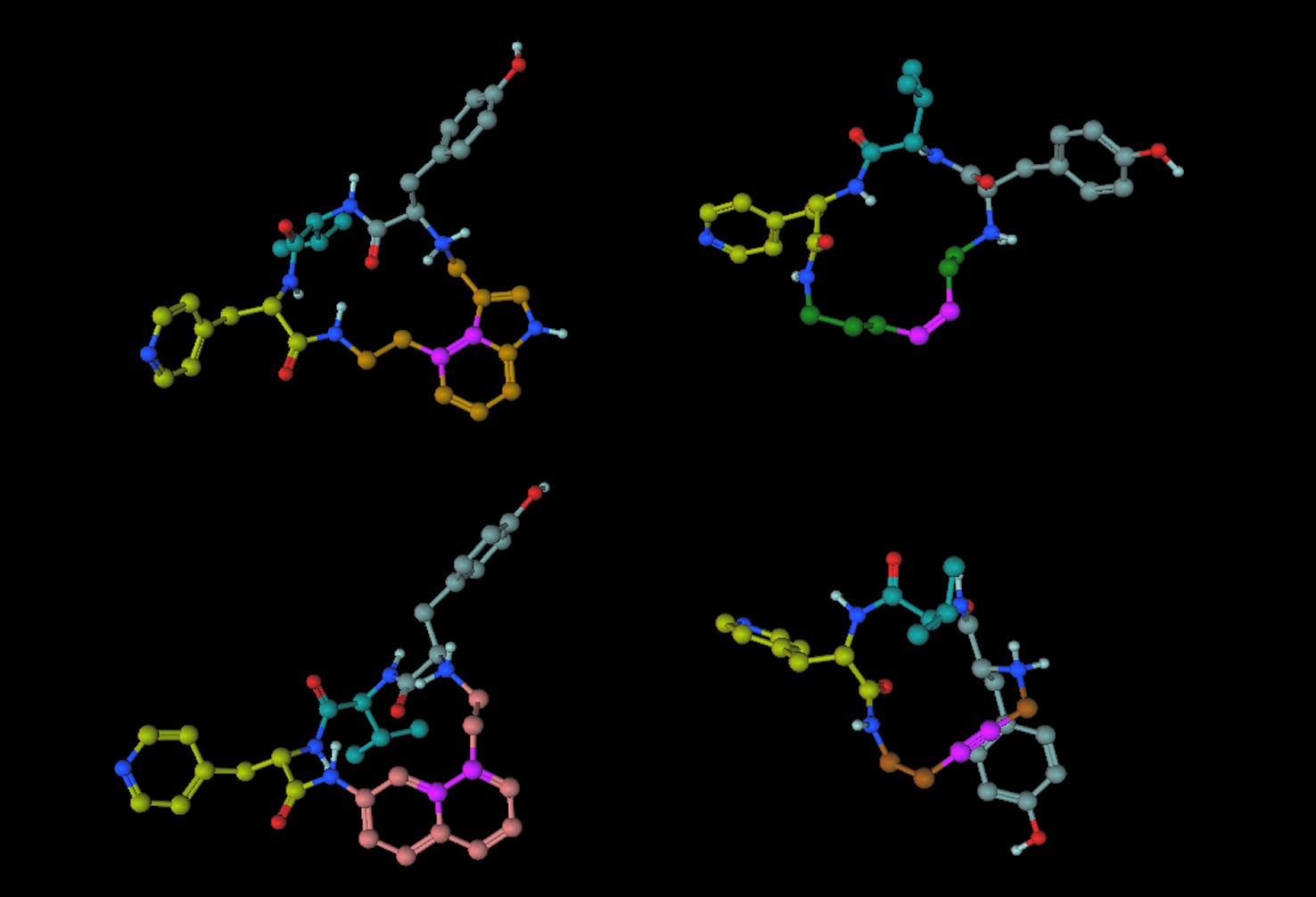 Chemical_structures- CYCLENIUM PHARMA