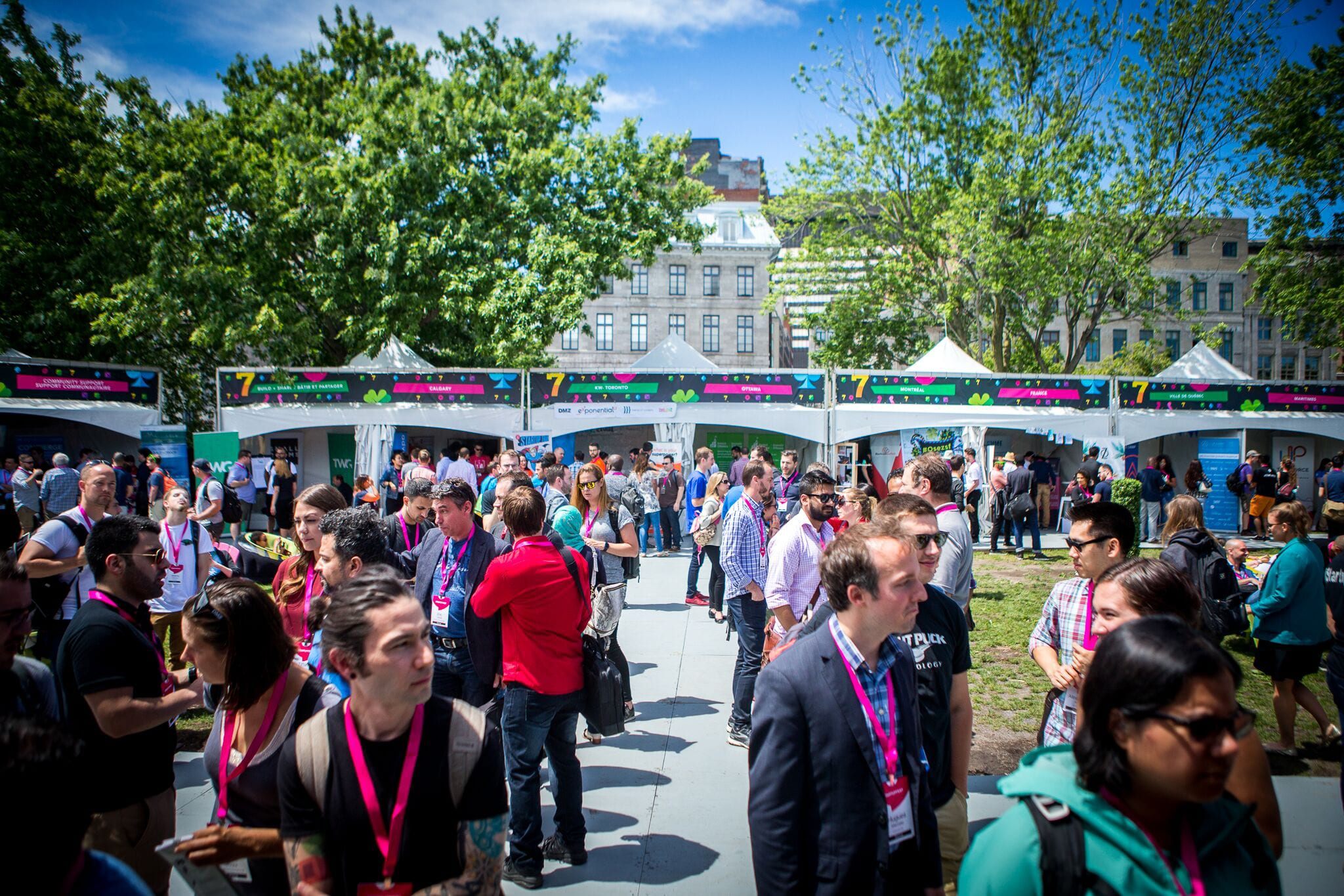Startupfest is the largest startup event in Canada