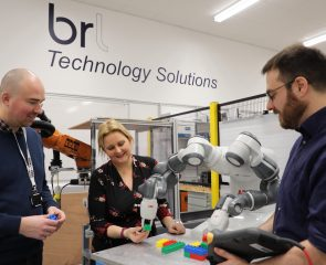 Bristol Robotics Laboratory (BRL)-Is the largest co-located multidisciplinary robotics research centre in the UK
