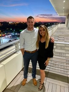 Zach Gresham and Alicia Waldner Lowth Entrepreneurship Center - ADventure